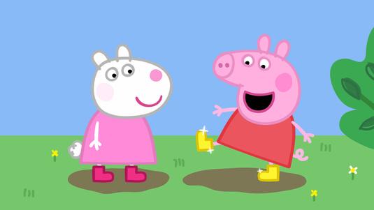 Peppa Pig: Las botas de oro imagen 3