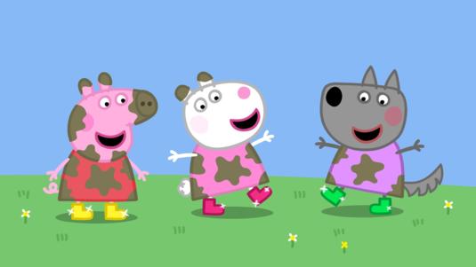 Peppa Pig: Las botas de oro imagen 5