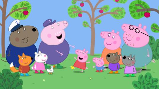 Peppa Pig: Las botas de oro imagen 6