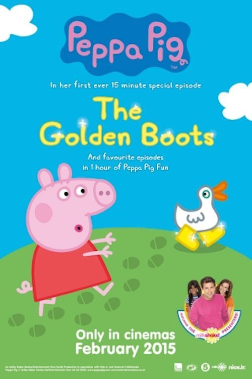 Peppa Pig: Las botas de oro imagen 1