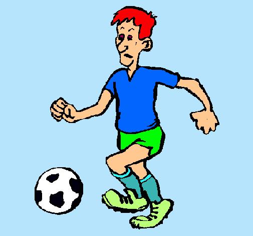 Dibujos De Futbol Sala