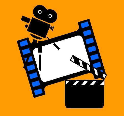 dibujos cine:
