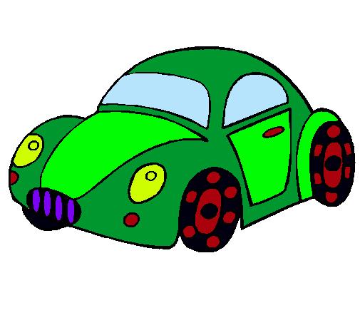 Dibujo de coche de juguete pintado por autito en dibujos - Dibujos infantiles para imprimir pintados ...