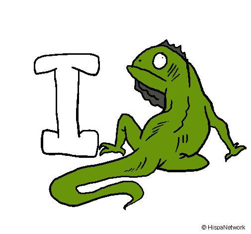 Dibujo de Iguana pintado por Iguana en Dibujosnet el da 241010