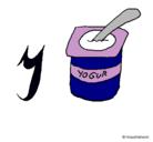 Dibujo Yogur pintado por luciamartinezcerra