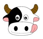 Dibujo Vaca pintado por Maritxy