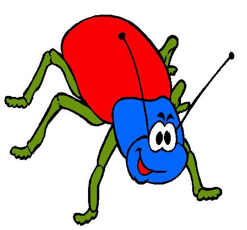 Dibujo de Cucaracha pintado por Escarabajo en Dibujos.net el día ...