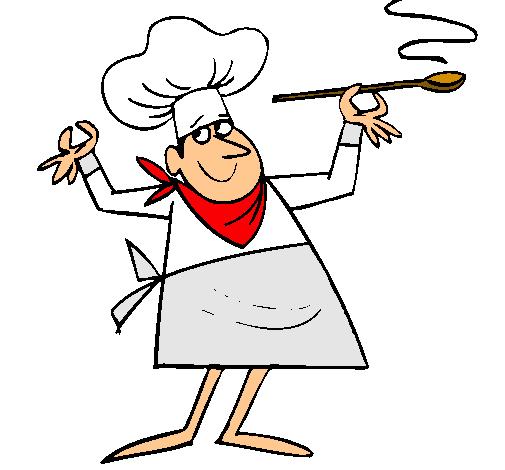 Dibujo de Cocinero II pintado por Auris197 en Dibujos.net el día ...