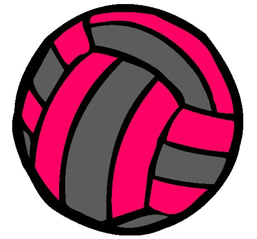 Balon de voleibol para dibujar - Imagui