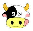 Dibujo Vaca pintado por Karetak