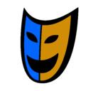 Dibujo Máscara pintado por PINGO
