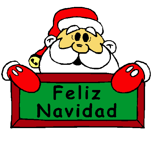 Dibujo de feliz navidad pintado por valeri en - Dibujos navidad en color ...