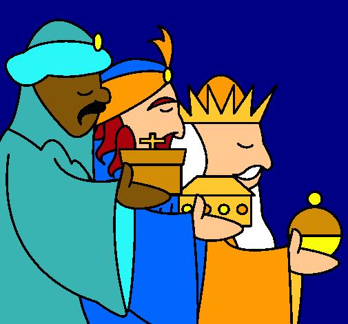 Los Reyes Magos 3