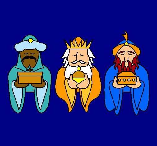 Los Reyes Magos 4
