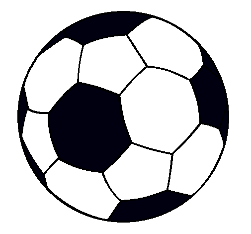 Dibujo de Pelota de fútbol II pintado por Brizita en Dibujos.net ...