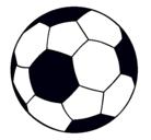 Dibujo Pelota de fútbol II pintado por brizita
