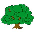 Dibujo Árbol pintado por Liiinda