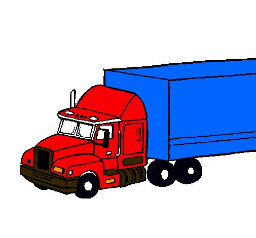 Dibujos de Vehículos para Colorear - Dibujos.net