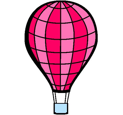Worksheet. Dibujo de Globo aerosttico pintado por Erosita en Dibujosnet el