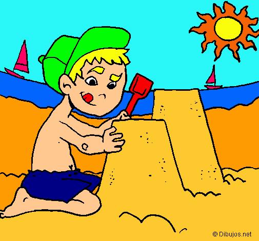 Dibujo de Verano pintado por Merykitkat en Dibujos.net el día 28 ...