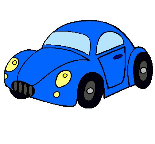 Dibujo de Coche de juguete pintado por Golm en Dibujosnet el da