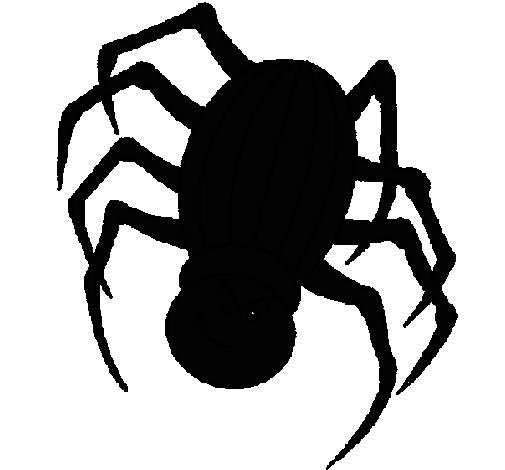 Dibujo de Araña pintado por Nikyjo en Dibujos.net el día ...