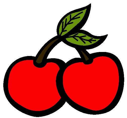 Frutas de dibujos - Imagui