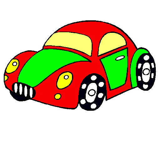 Dibujo de Coche de juguete pintado por Coche en Dibujosnet el da