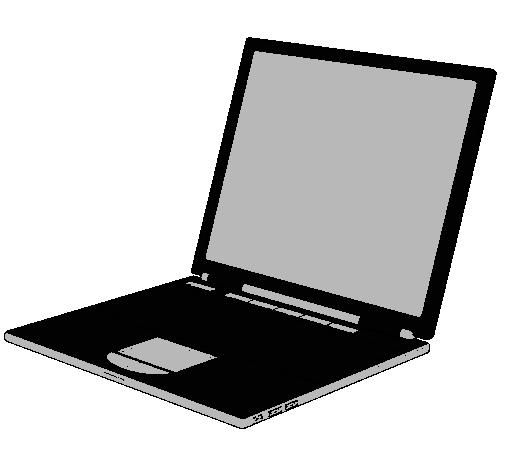 Dibujo de ordenador port til pintado por antonella2 en el d a 11 02 11 a las 12 21 - Mesa de dibujo portatil ...