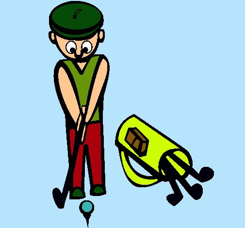 Jugador de golf II