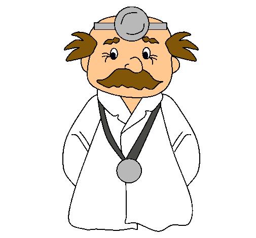 Dibujo de Doctor veterano pintado por Doctor en Dibujosnet el da