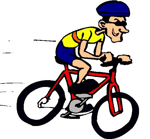 Dibujo de Ciclismo pintado por Bike en Dibujos.net el día 24-03-11 ...