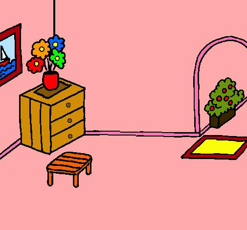 Casas dibujo por dentro - Imagui