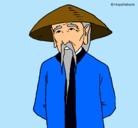 Dibujo Chino pintado por Dibujos-nt