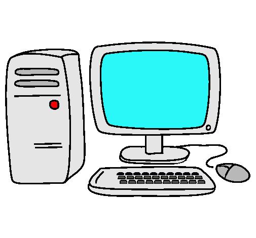 Dibujo de Ordenador 3 pintado por Informatica en Dibujosnet el