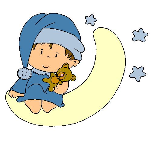 Dibujo de Bebé pintado por Formidito en Dibujos.net el día 18-04 ...