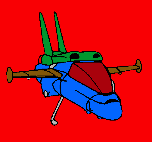 Turbo nave