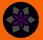 Dibujo Mandala 44 pintado por violeta_1000