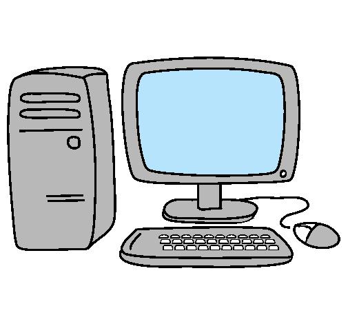 Resultado de imagen de ordenador dibujo