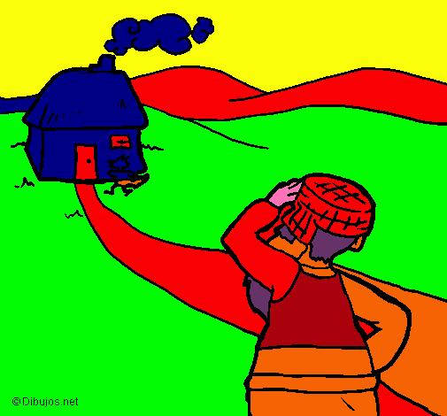 Caperucita roja 8
