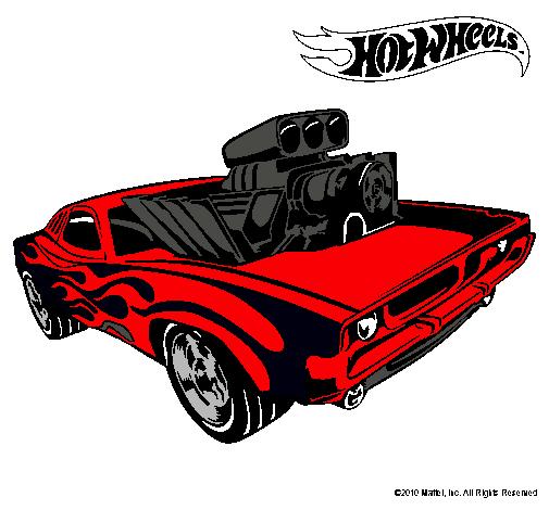 Dibujo De Hot Wheels 11 Pintado Por Camaro En Dibujos Net El D 237 A 28 07 11 A Las 23 22 50