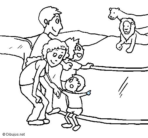 dibujo de zoo pintado por moiseshs en dibujos net el d a 09 08 11 a Train Columbus Zoo and Aquarium zoo