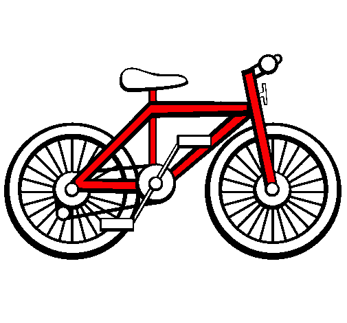 Dibujar bicicletas - Imagui