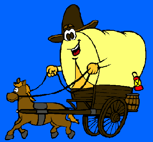 Carro vaquero