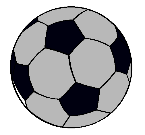 Imagen de pelota de futbol para imprimir - Imagui