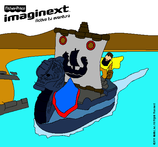 Imaginext 19