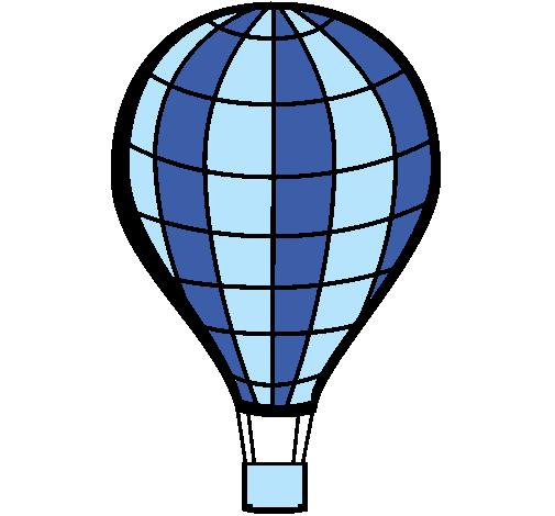 Dibujo de Globo aerosttico pintado por Dzhhsth en Dibujosnet el