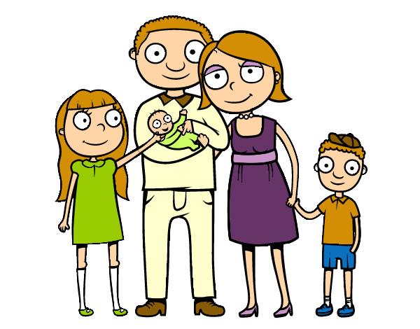 Familias Animadas Png