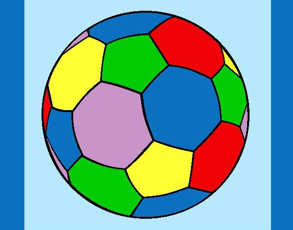 Dibujo De Futbol Pintado Por Maarta En Dibujos Net El Día: Dibujo De Futbol Pintado Por Marga79 En Dibujos.net El
