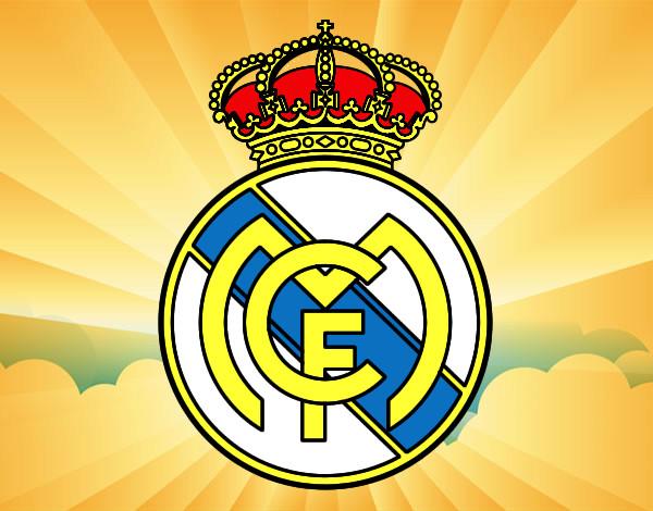 Dibujar el escudo del real madrid - Imagui